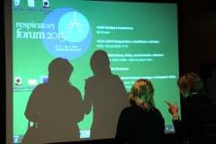Respiratory Forum 2015 - mnoho témat k diskusi